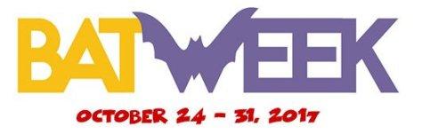 Bat Week 2017